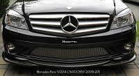Mercedes-Benz (W204) C300  C350 (2008-2011)  Lower Valance