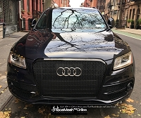 AUDI SQ5 Main Grille - GOTHIC Style Weave (COMING SOON)